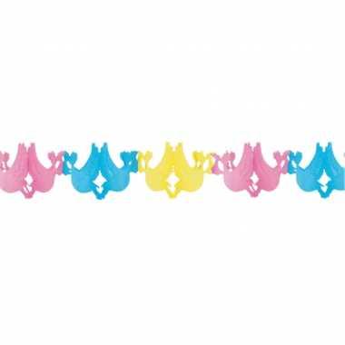 Geboorte  Ooievaar versiering slinger