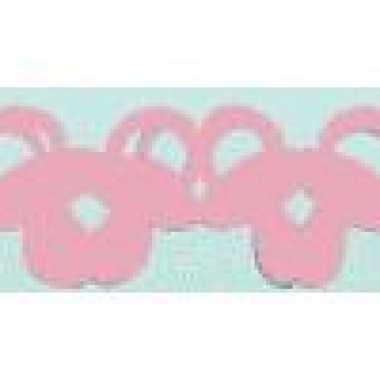 Geboorte  Roze speen slinger